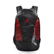 Рюкзак jordan NEW черный с красным